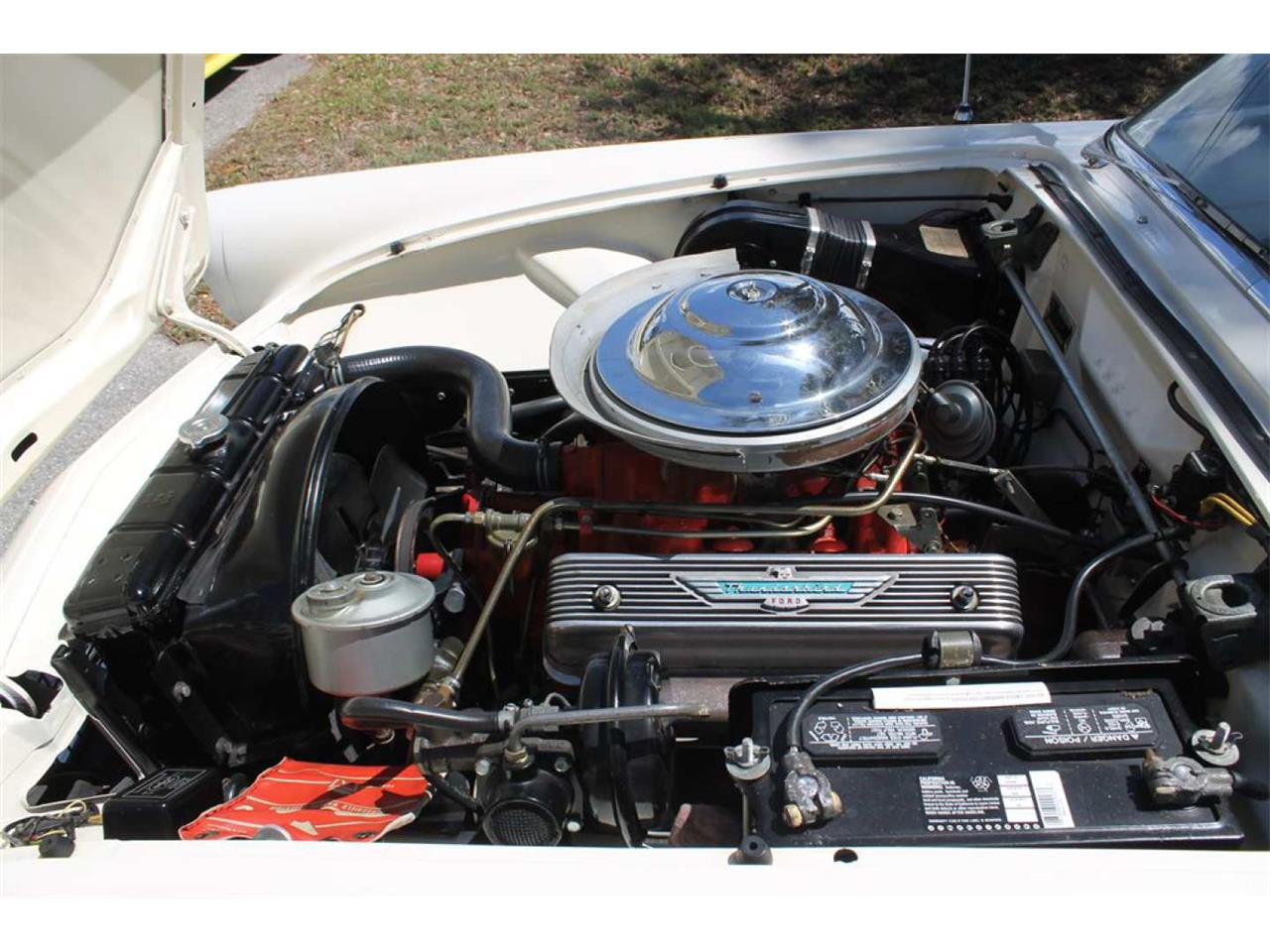 Large Picture of Classic '56 Ford Thunderbird Offered by Vicari Auction - Q7KU