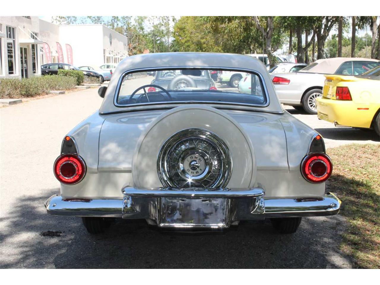 Large Picture of 1956 Thunderbird located in Louisiana Auction Vehicle Offered by Vicari Auction - Q7KU