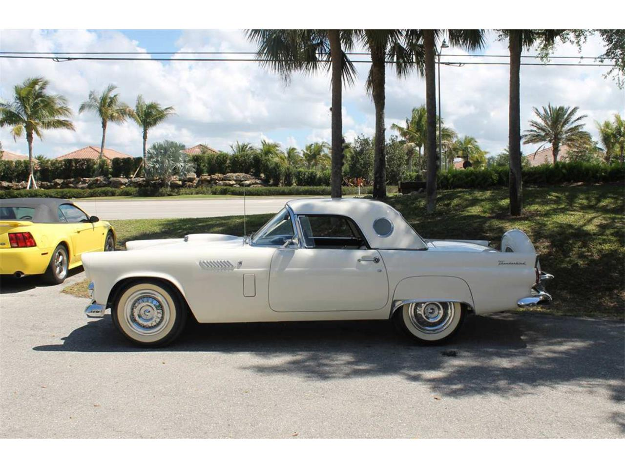 Large Picture of Classic 1956 Ford Thunderbird located in Louisiana - Q7KU