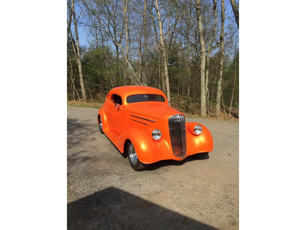 Large Picture of '36 Coupe - Q7KV