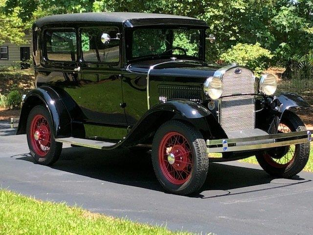 Picture of Classic 1930 Ford Model A - Q7KX