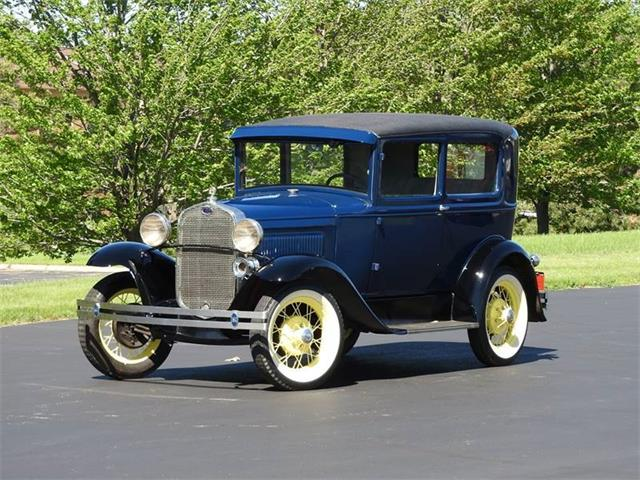 Picture of 1931 Ford Model A located in Michigan Offered by  - Q7L8
