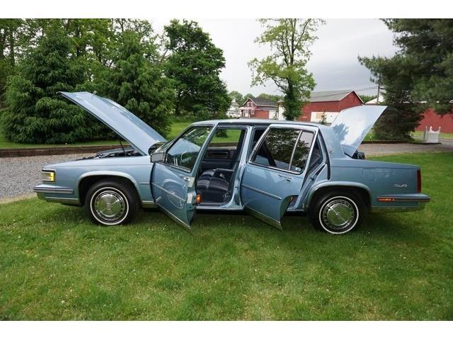 Picture of '87 Sedan DeVille - Q7LA