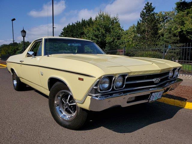 Picture of '69 Chevrolet El Camino SS located in Oregon Offered by  - Q7LE