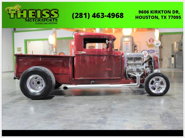 Picture of Classic 1934 Pickup - $32,000.00 Offered by  - Q7LF