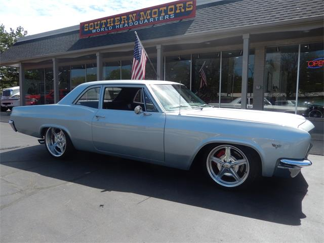 Picture of '66 Bel Air Offered by  - Q5DP