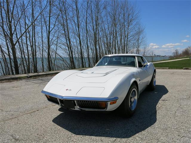Picture of '72 Chevrolet Corvette located in Wisconsin Offered by  - Q7LN