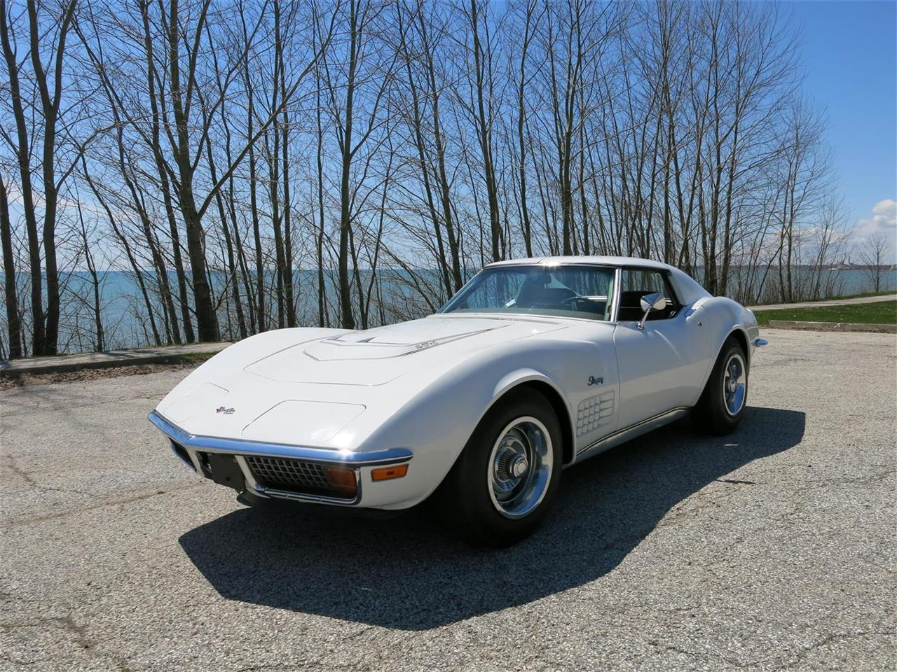 Large Picture of '72 Corvette - Q7LN