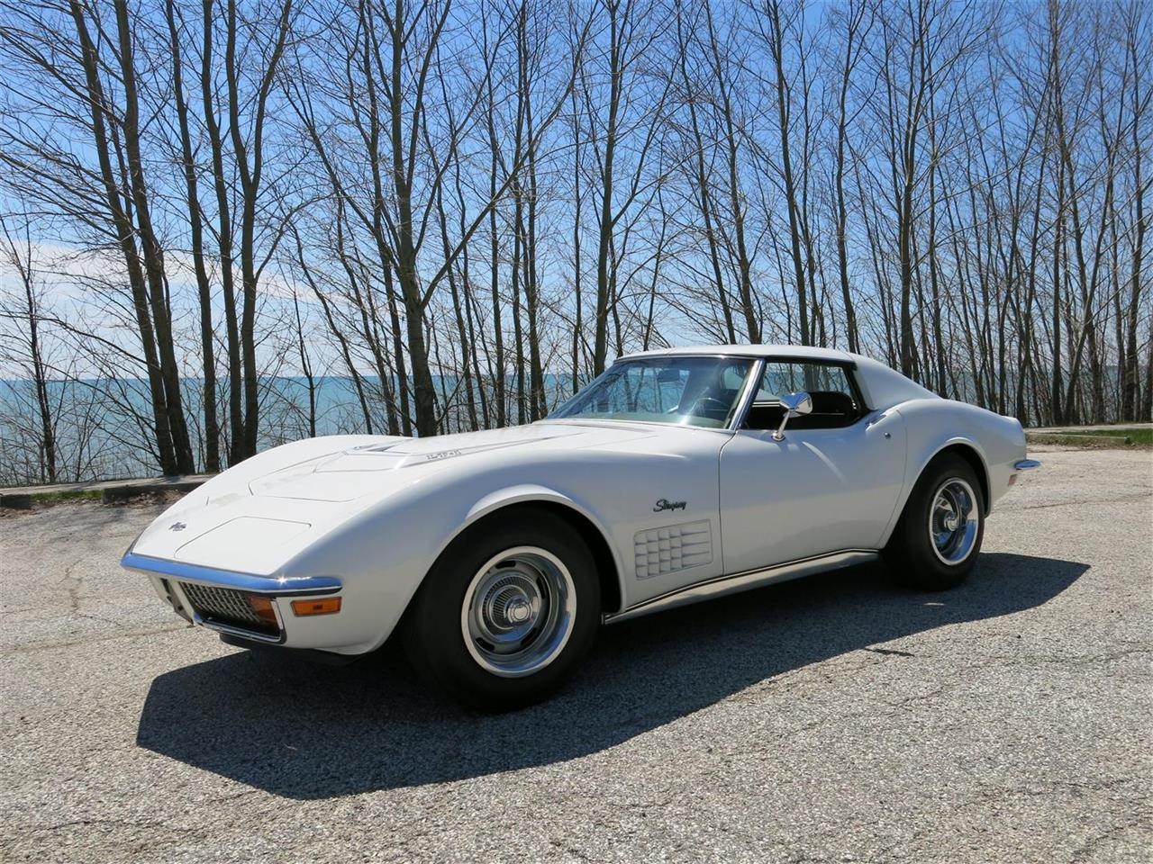 Large Picture of 1972 Corvette located in Manitowoc Wisconsin Offered by Diversion Motors - Q7LN