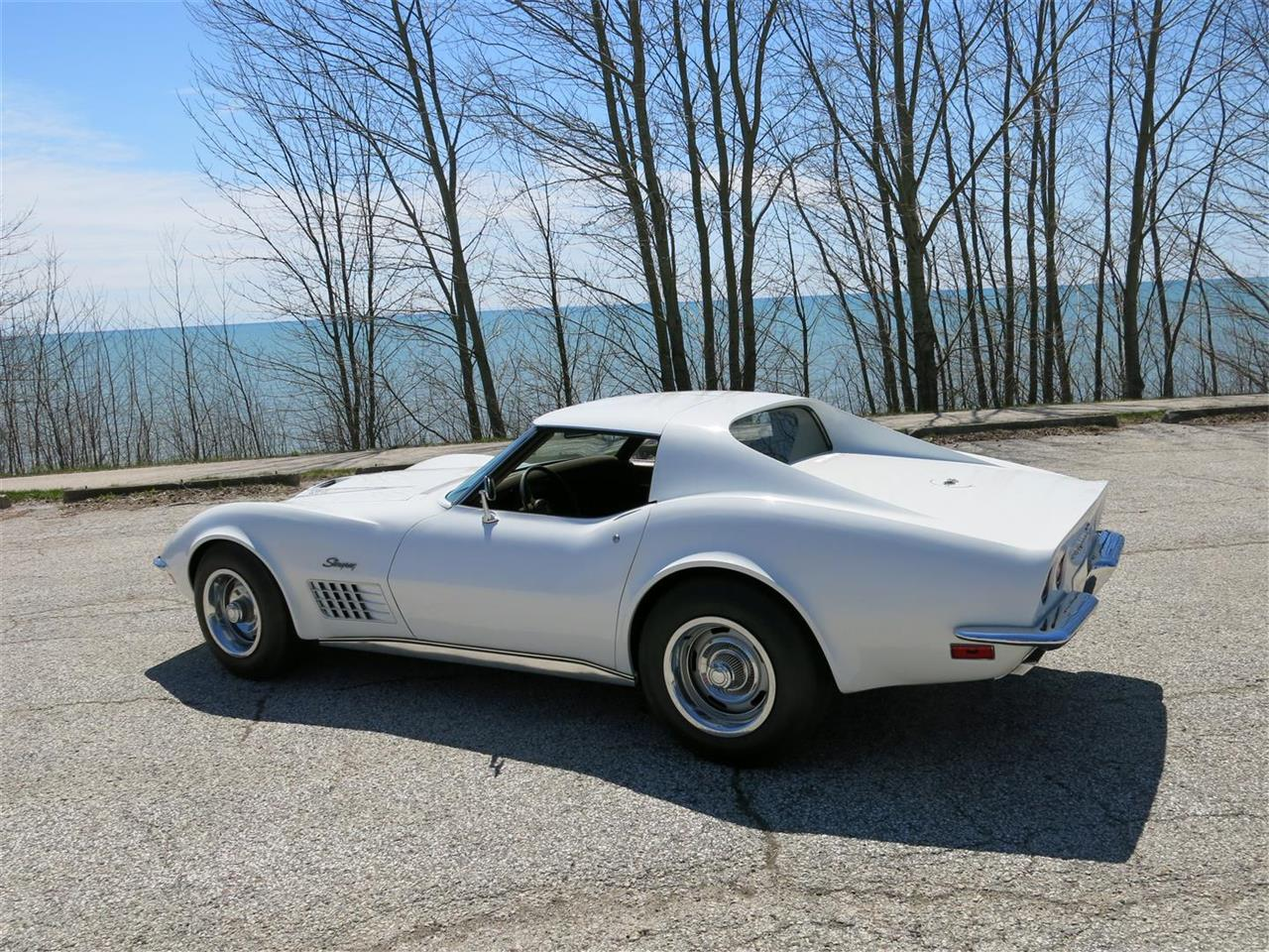 Large Picture of Classic 1972 Corvette located in Manitowoc Wisconsin Offered by Diversion Motors - Q7LN