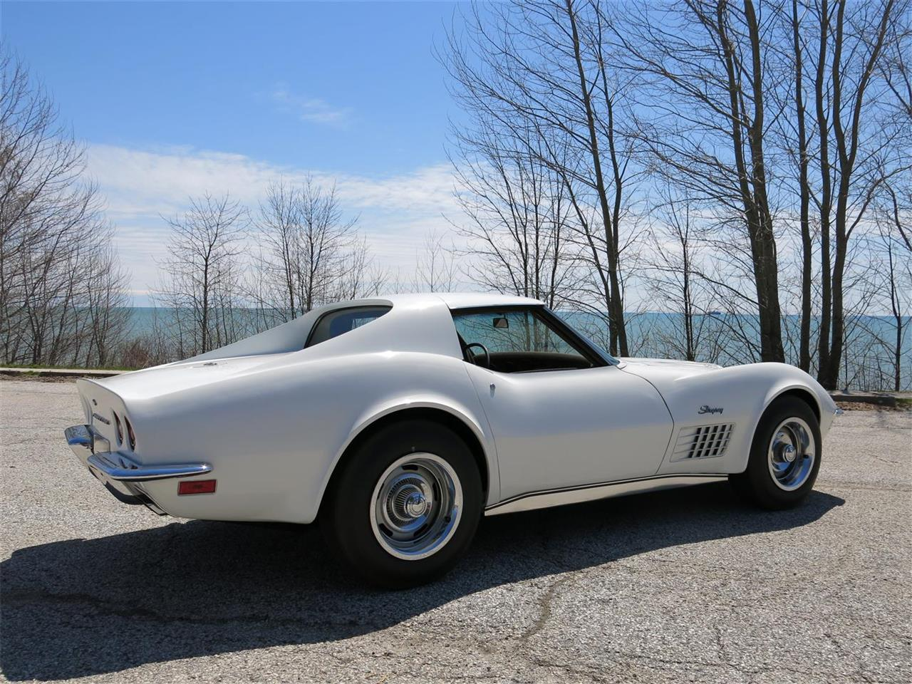 Large Picture of 1972 Chevrolet Corvette - Q7LN