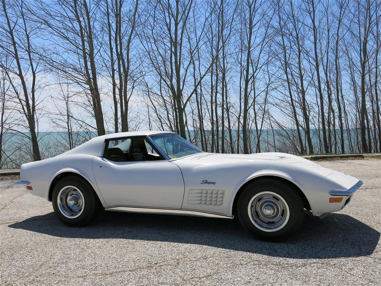 Large Picture of 1972 Chevrolet Corvette Offered by Diversion Motors - Q7LN