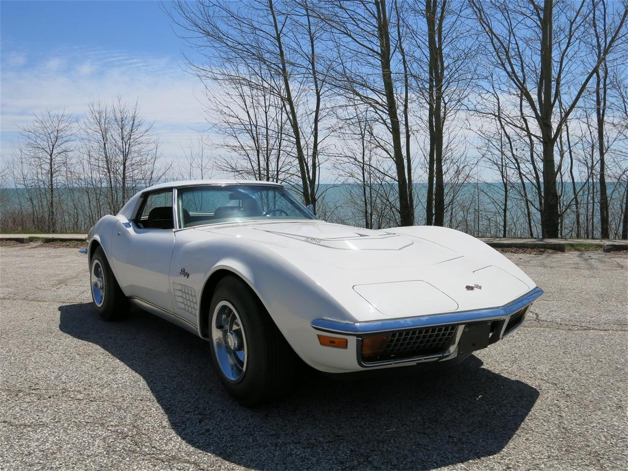 Large Picture of Classic '72 Chevrolet Corvette located in Manitowoc Wisconsin - $350,000.00 Offered by Diversion Motors - Q7LN