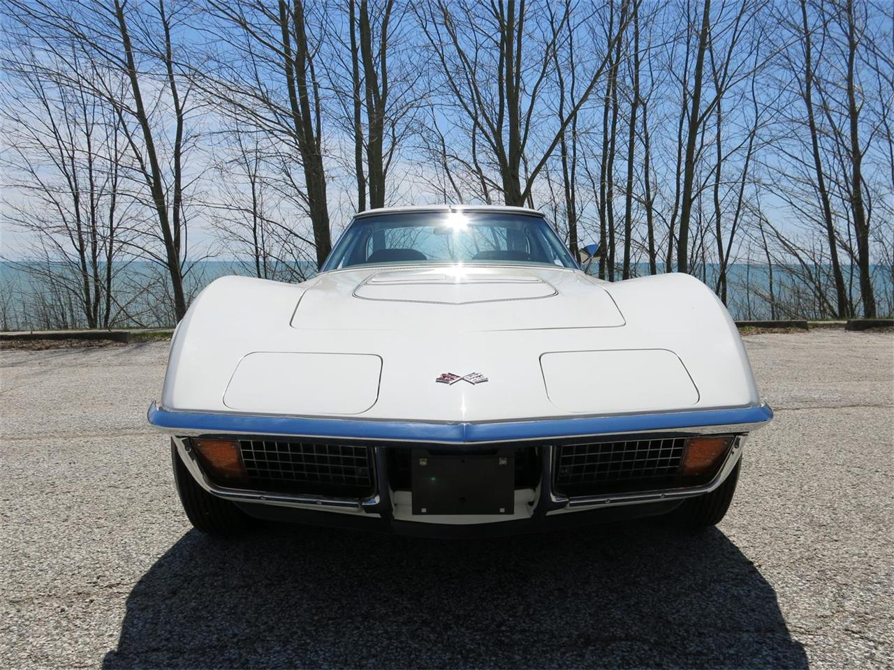 Large Picture of Classic '72 Chevrolet Corvette located in Manitowoc Wisconsin - Q7LN