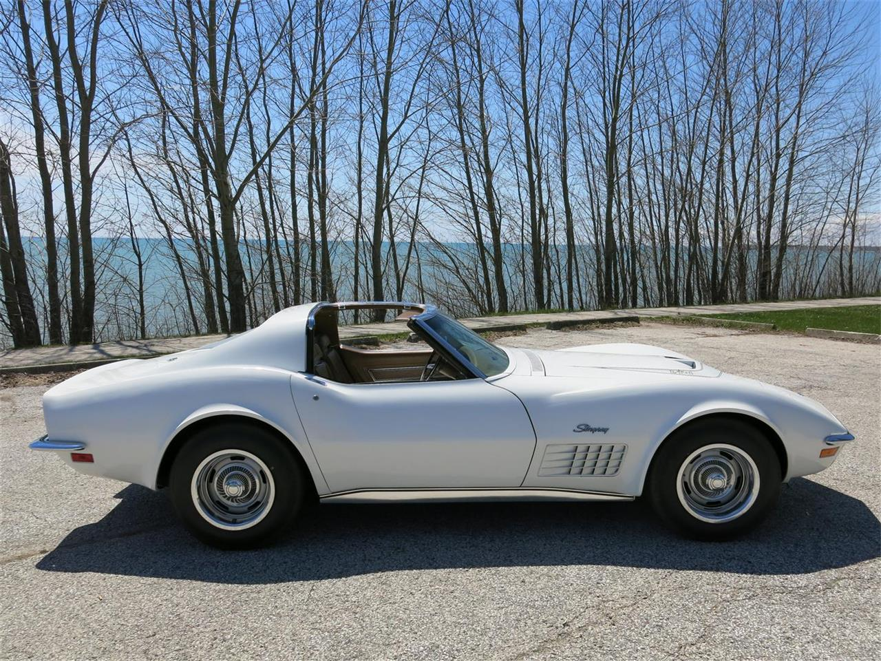 Large Picture of Classic '72 Chevrolet Corvette located in Wisconsin - $350,000.00 - Q7LN