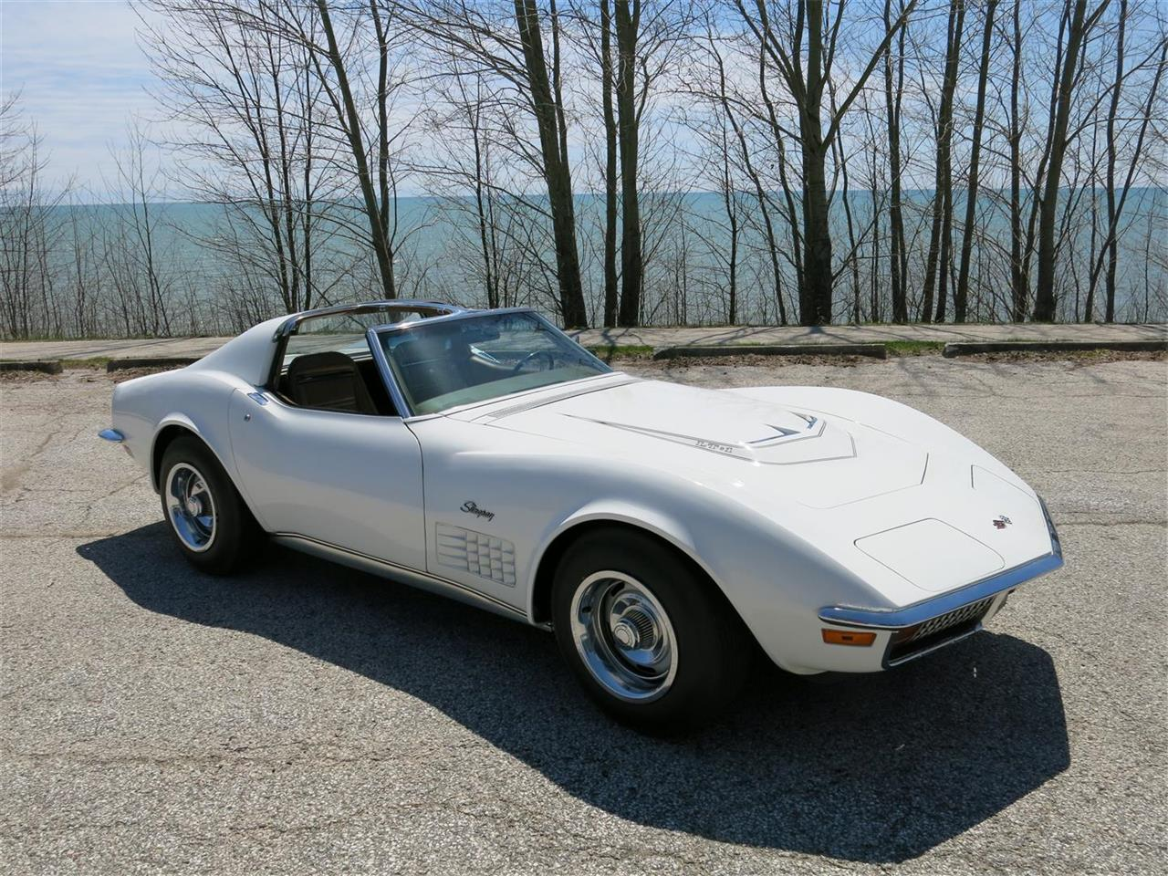 Large Picture of 1972 Corvette located in Wisconsin Offered by Diversion Motors - Q7LN