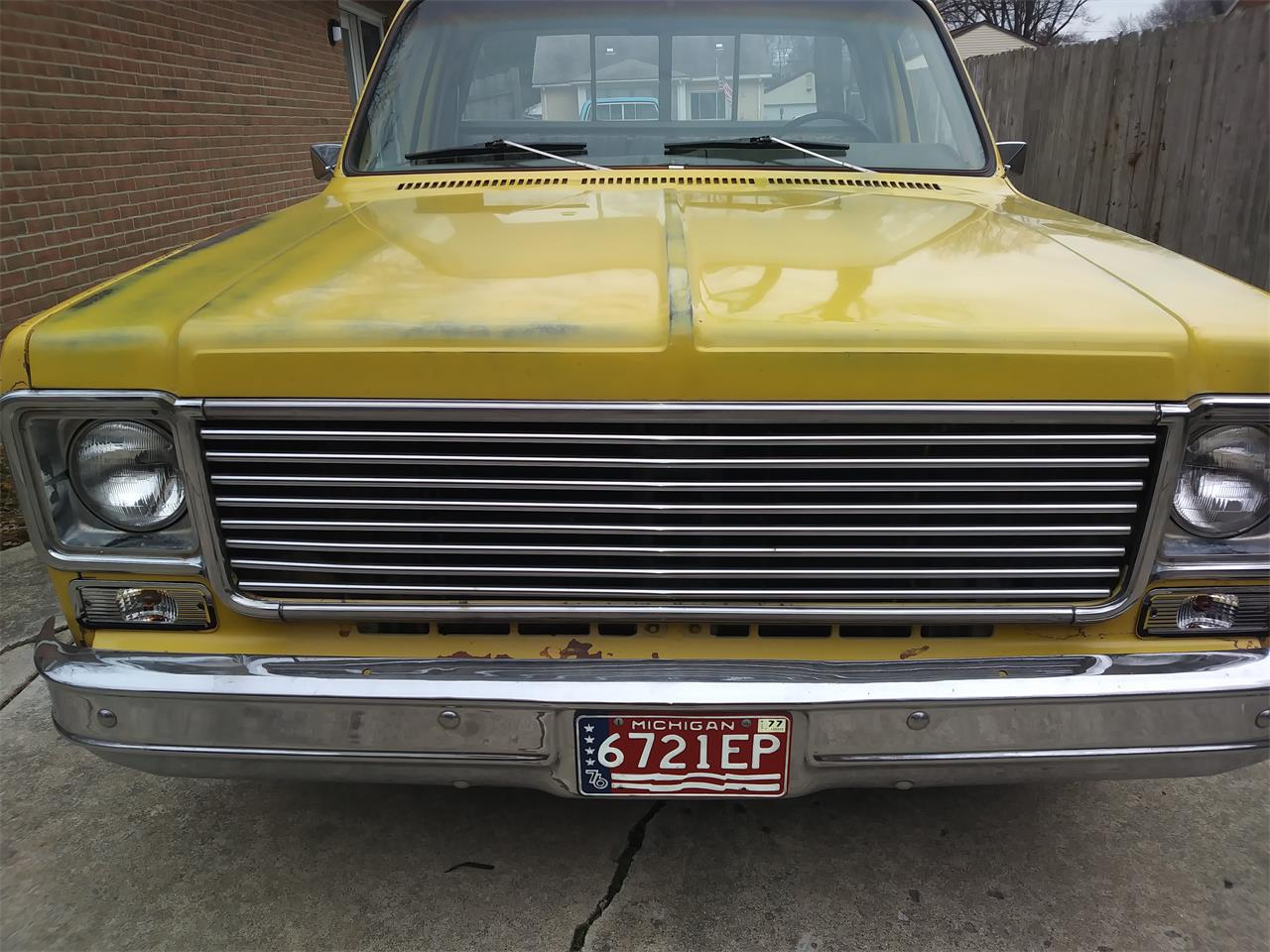 Large Picture of '77 C10 - Q7LX