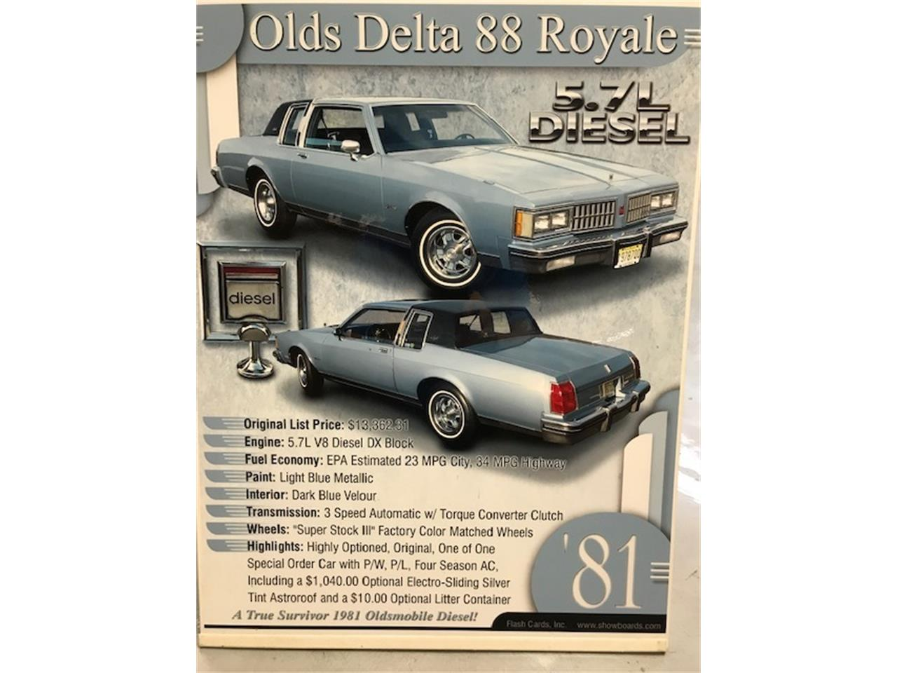 Large Picture of '81 Delta 88 Royale located in New Jersey - $9,750.00 Offered by a Private Seller - Q7LZ
