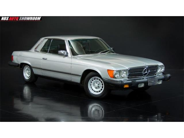 Picture of '81 Mercedes-Benz 380SLC Offered by  - Q5L0
