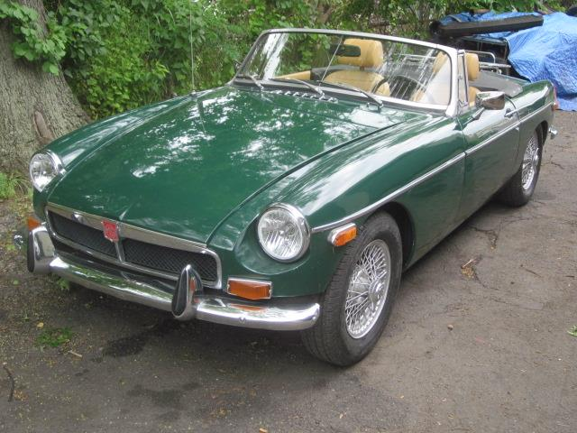 Picture of Classic '72 MG MGB located in Connecticut - Q7M2