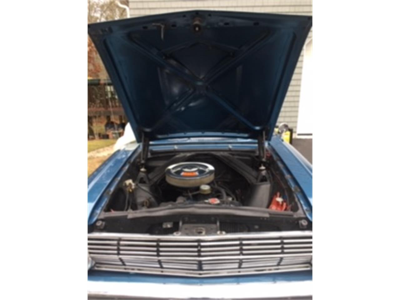Large Picture of '63 Falcon Futura - Q7M8
