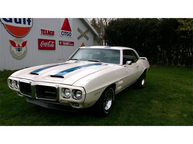 Picture of Classic '69 Firebird Trans Am located in Mill Hall Pennsylvania Offered by  - Q7MD