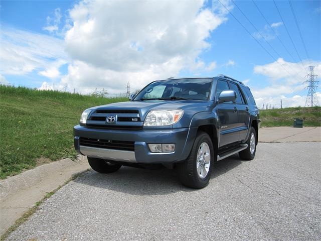 Picture of 2004 4Runner located in Omaha Nebraska Offered by  - Q7MH