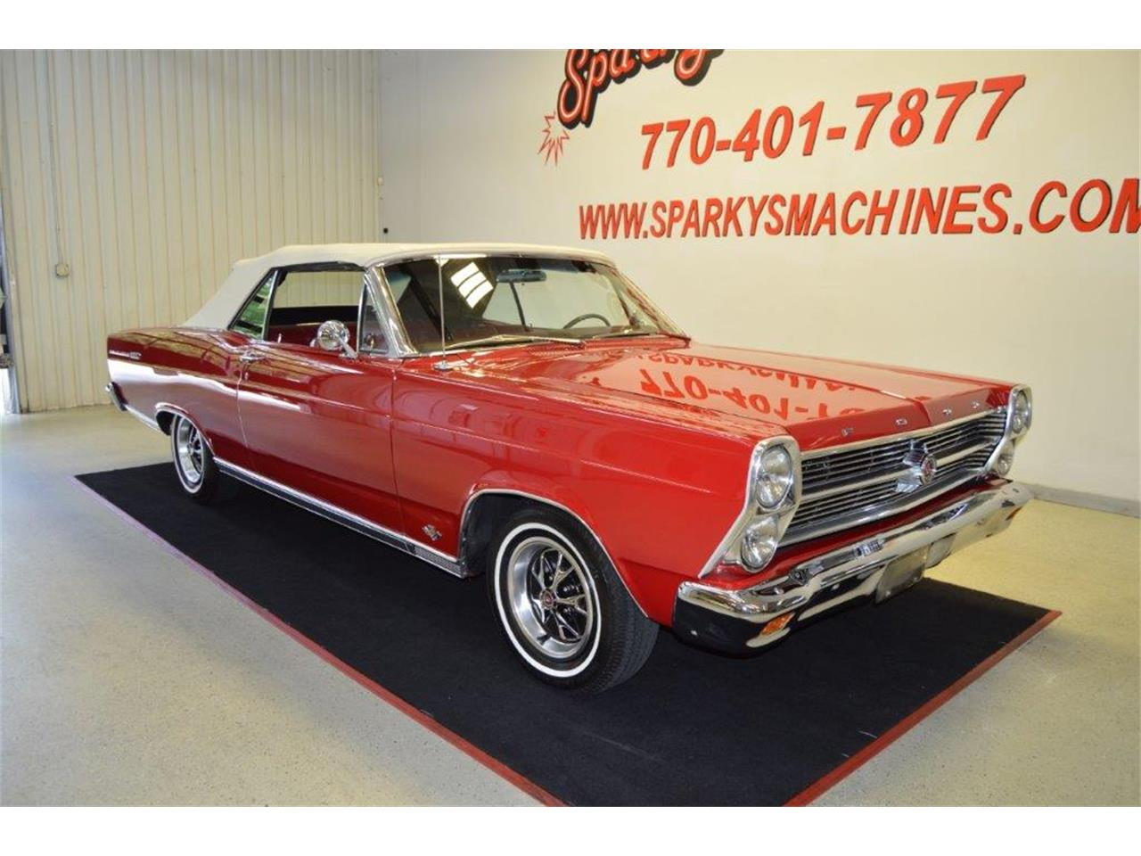 Large Picture of 1966 Fairlane 500 XL located in Loganville Georgia - $39,900.00 - Q7MJ