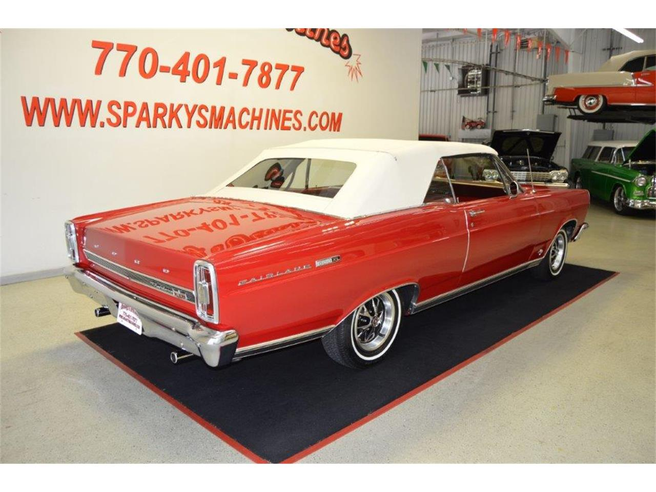 Large Picture of 1966 Ford Fairlane 500 XL - $39,900.00 - Q7MJ