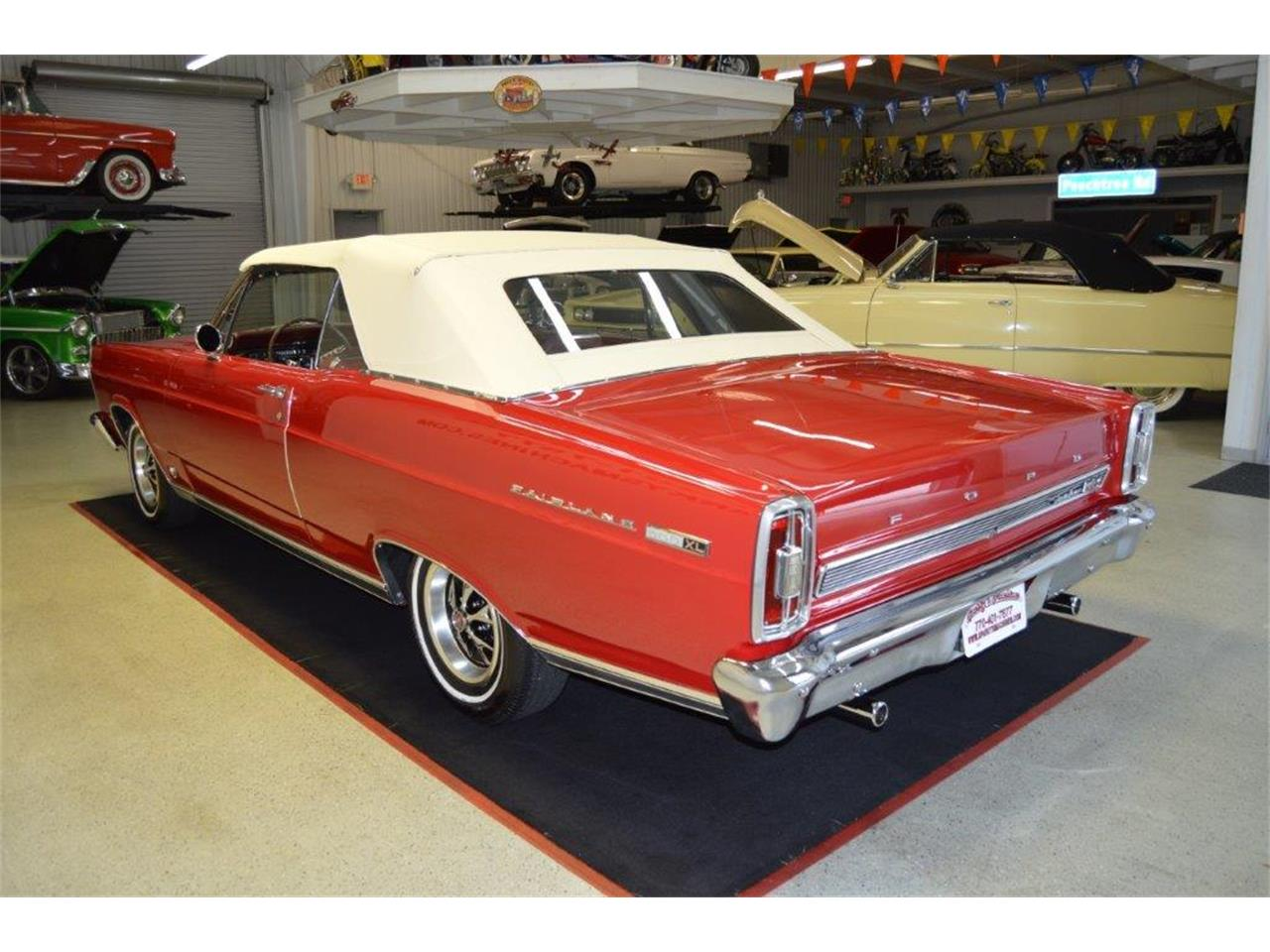 Large Picture of Classic 1966 Ford Fairlane 500 XL located in Loganville Georgia - $39,900.00 - Q7MJ