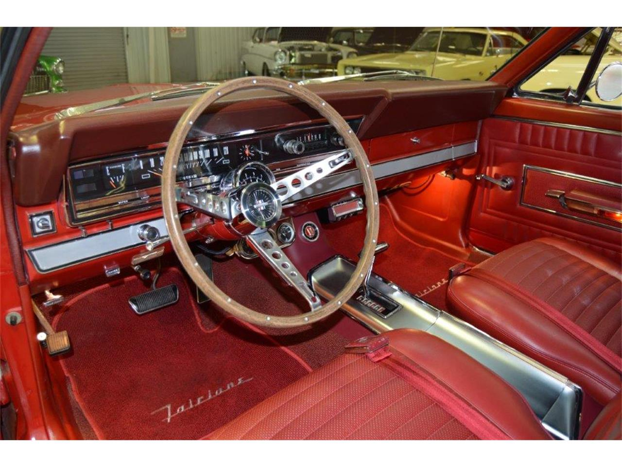 Large Picture of 1966 Fairlane 500 XL located in Loganville Georgia Offered by Sparky's Machines - Q7MJ