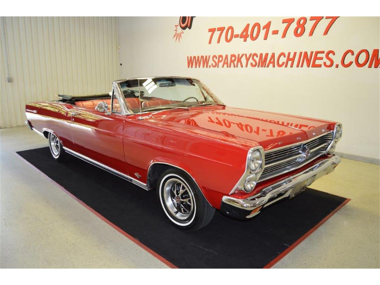 Large Picture of Classic '66 Fairlane 500 XL Offered by Sparky's Machines - Q7MJ