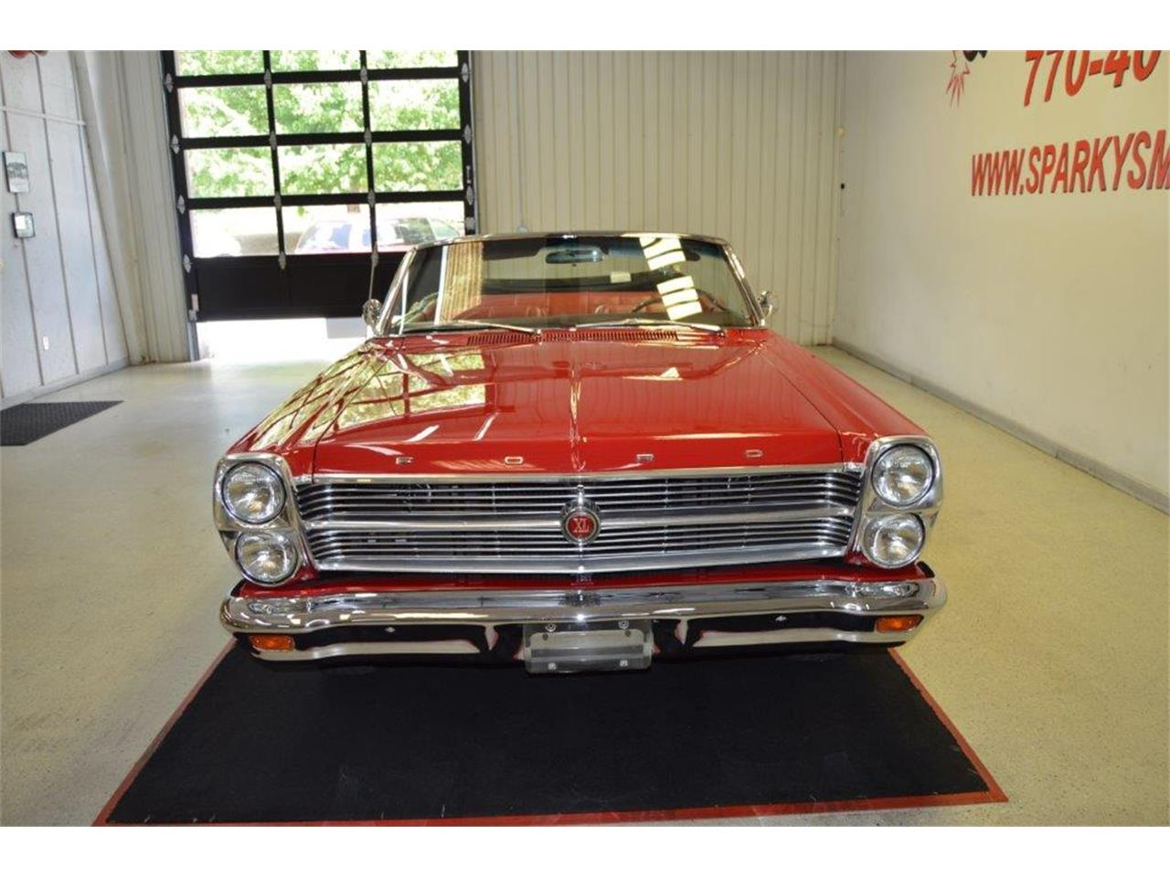 Large Picture of Classic '66 Fairlane 500 XL located in Georgia - $39,900.00 Offered by Sparky's Machines - Q7MJ