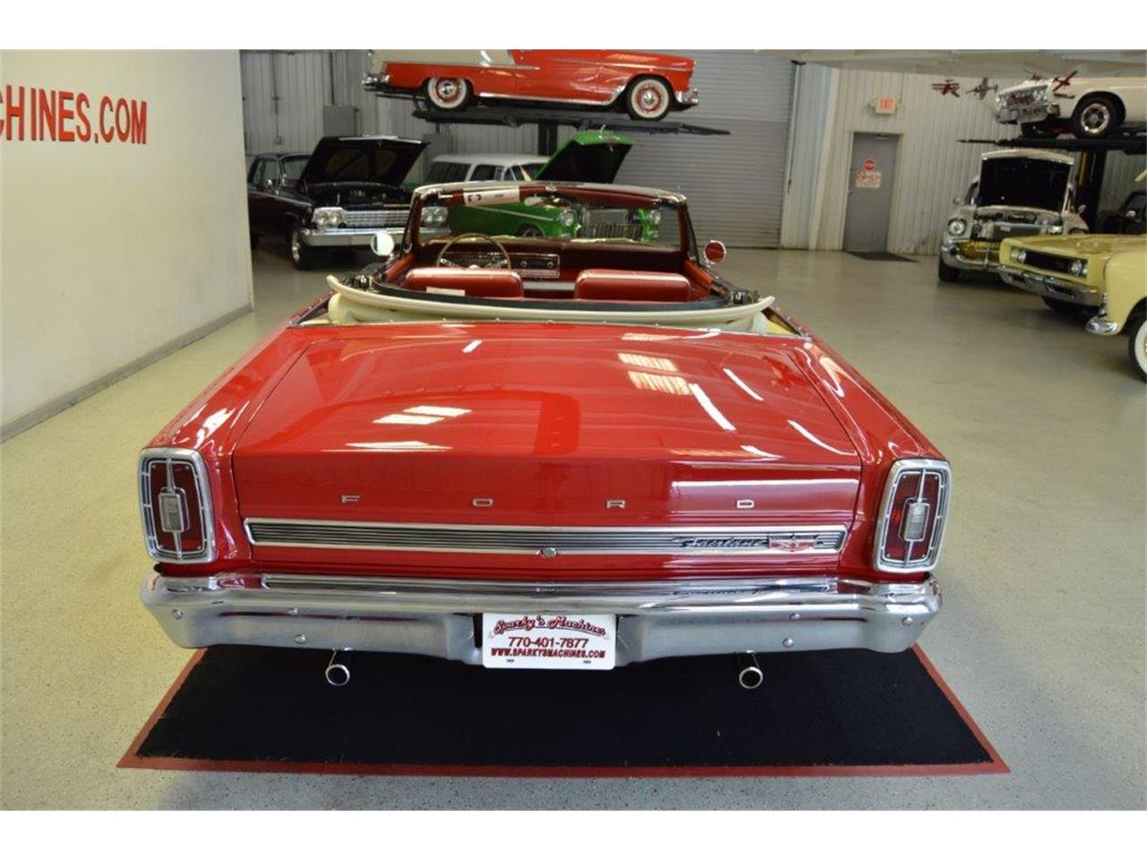 Large Picture of '66 Fairlane 500 XL - $39,900.00 Offered by Sparky's Machines - Q7MJ