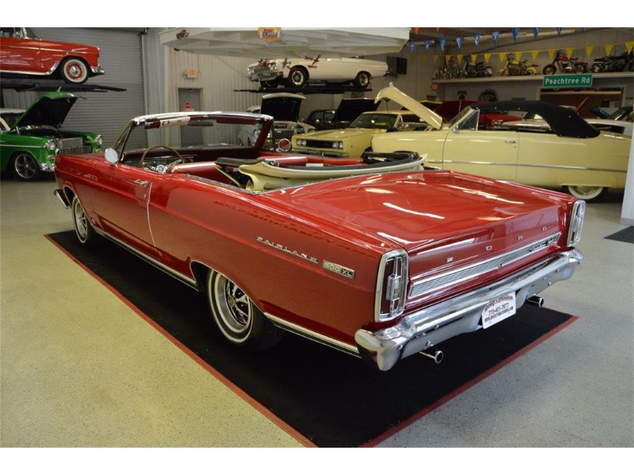 Large Picture of Classic 1966 Fairlane 500 XL - Q7MJ
