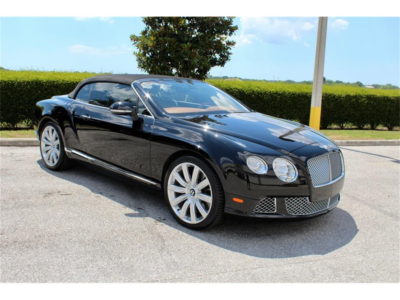 Large Picture of '12 Continental GTC - Q5L2