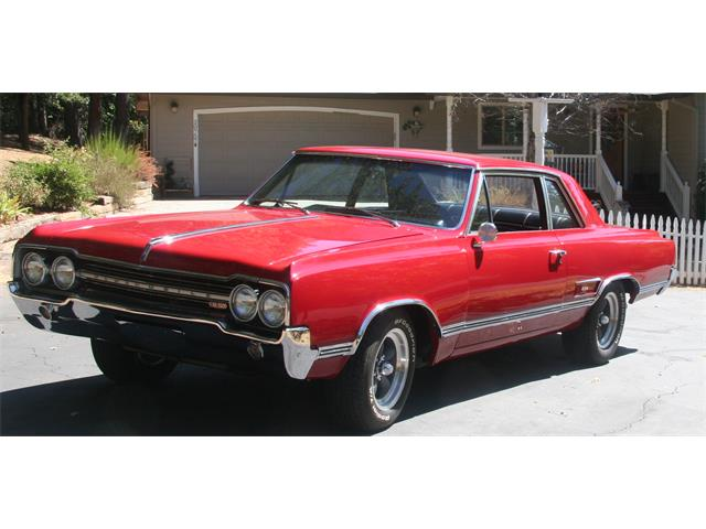 Picture of '65 Oldsmobile 442 - $35,000.00 Offered by a Private Seller - Q7MK