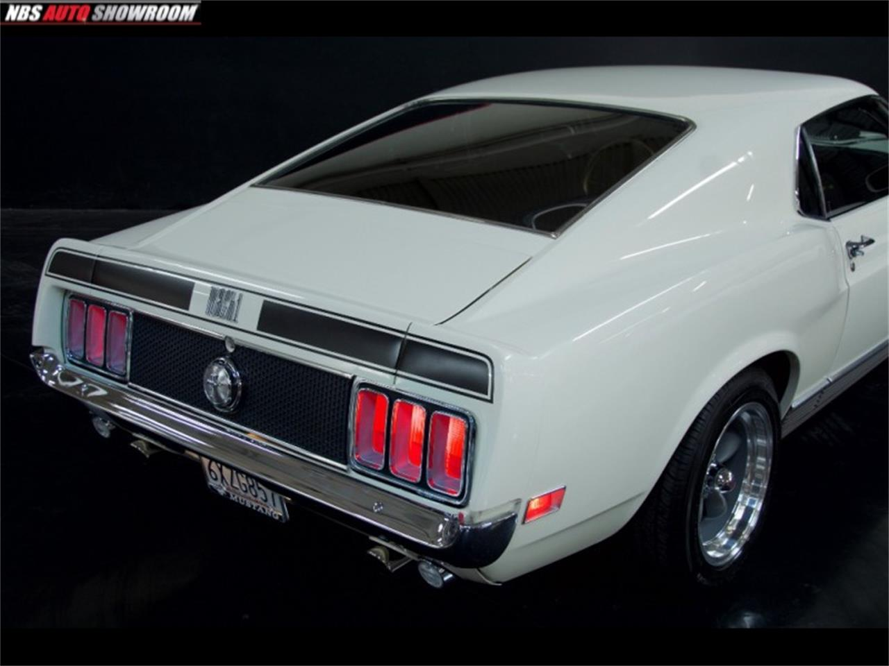 Large Picture of '70 Mustang - Q5L4