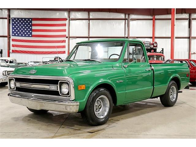 Picture of '70 C10 - Q7NA
