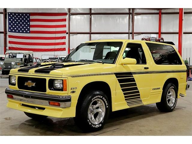 Picture of '87 Chevrolet S10 located in Michigan Offered by  - Q7ND