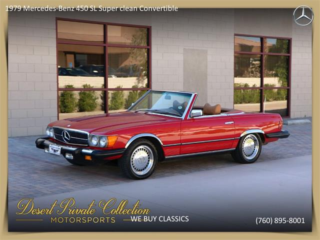 Picture of '79 450SL - Q5L6