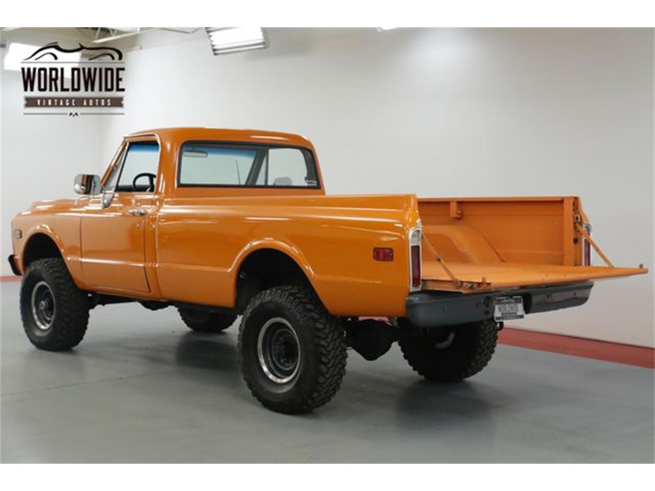 Large Picture of '71 K-10 - Q7NU