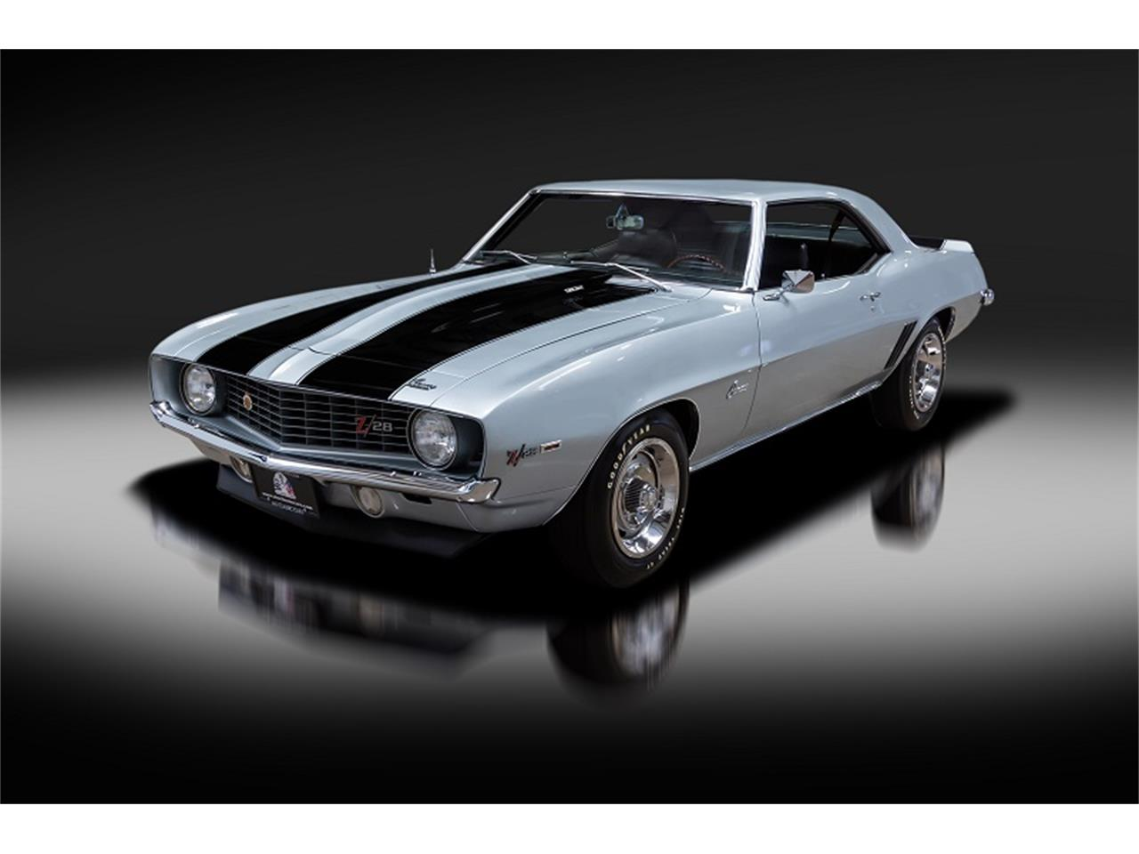 Large Picture of '69 Camaro Z28 - Q5CZ