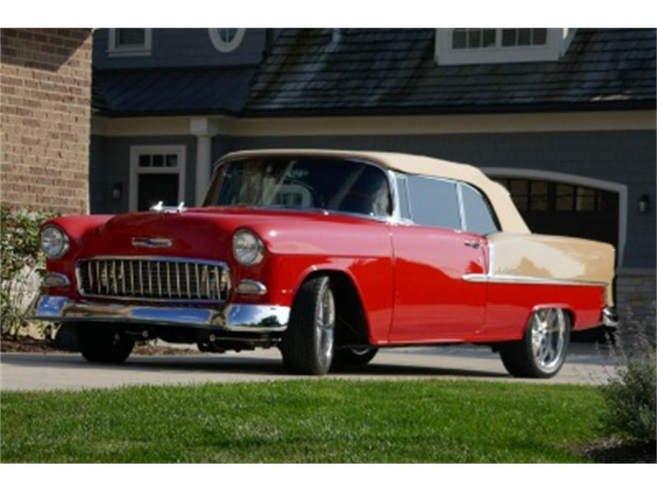 Large Picture of '55 Bel Air - Q7P7