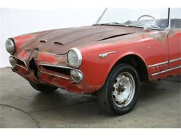 Picture of Classic 1960 Alfa Romeo 2000 located in Beverly Hills California - $24,750.00 Offered by Beverly Hills Car Club - Q7PC
