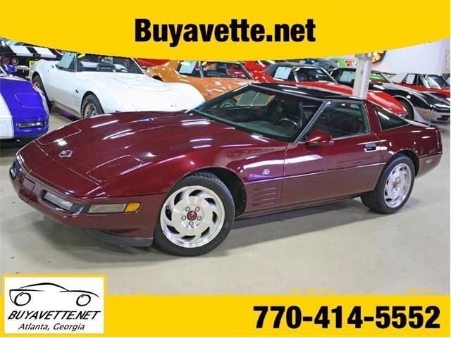 Picture of '93 Corvette - Q7U9