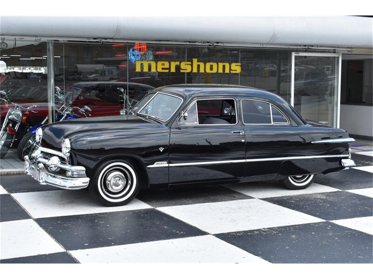 Large Picture of Classic 1951 Coupe Offered by Mershon's - Q7V6