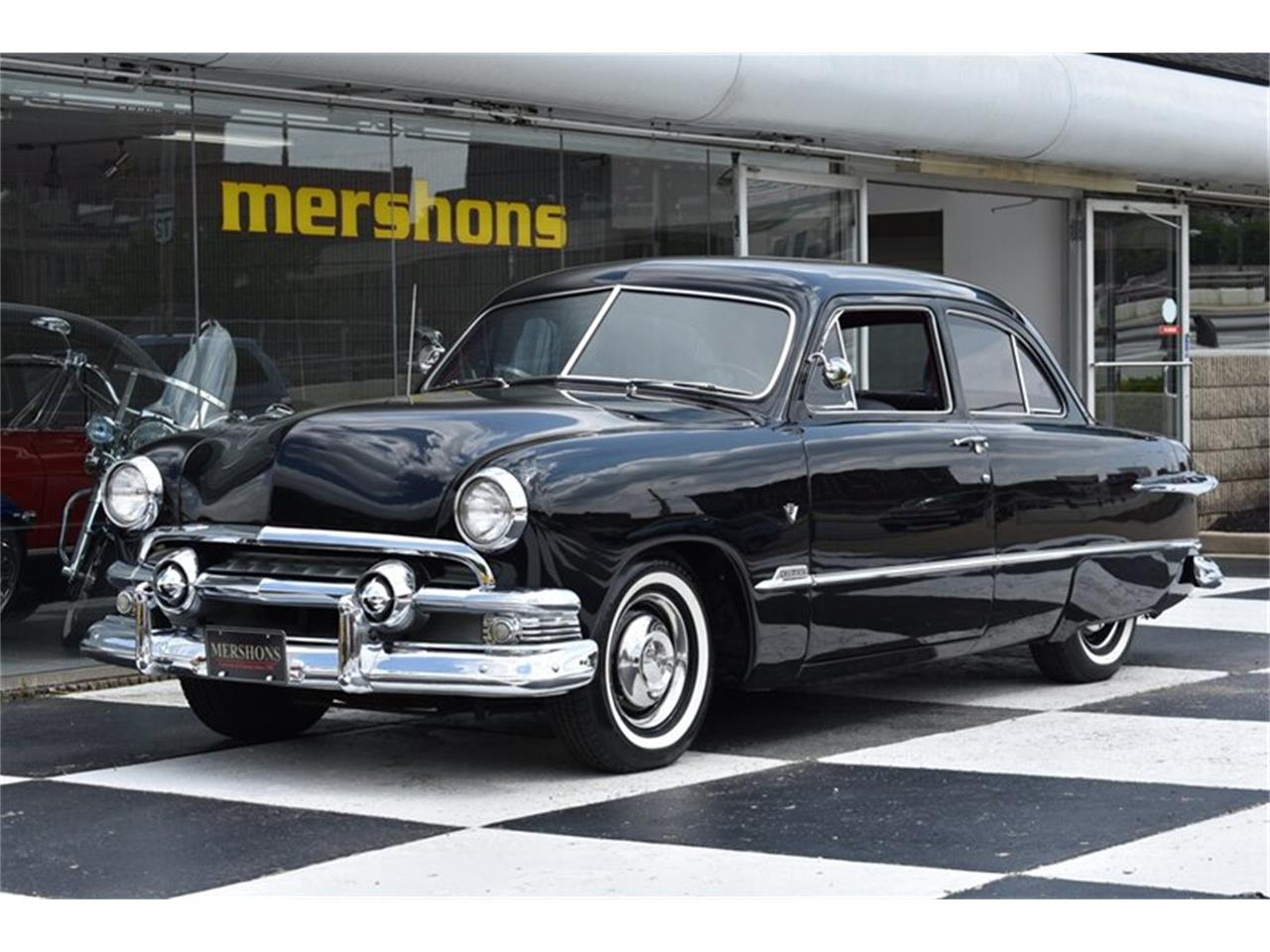 Large Picture of Classic 1951 Coupe located in Springfield Ohio Offered by Mershon's - Q7V6