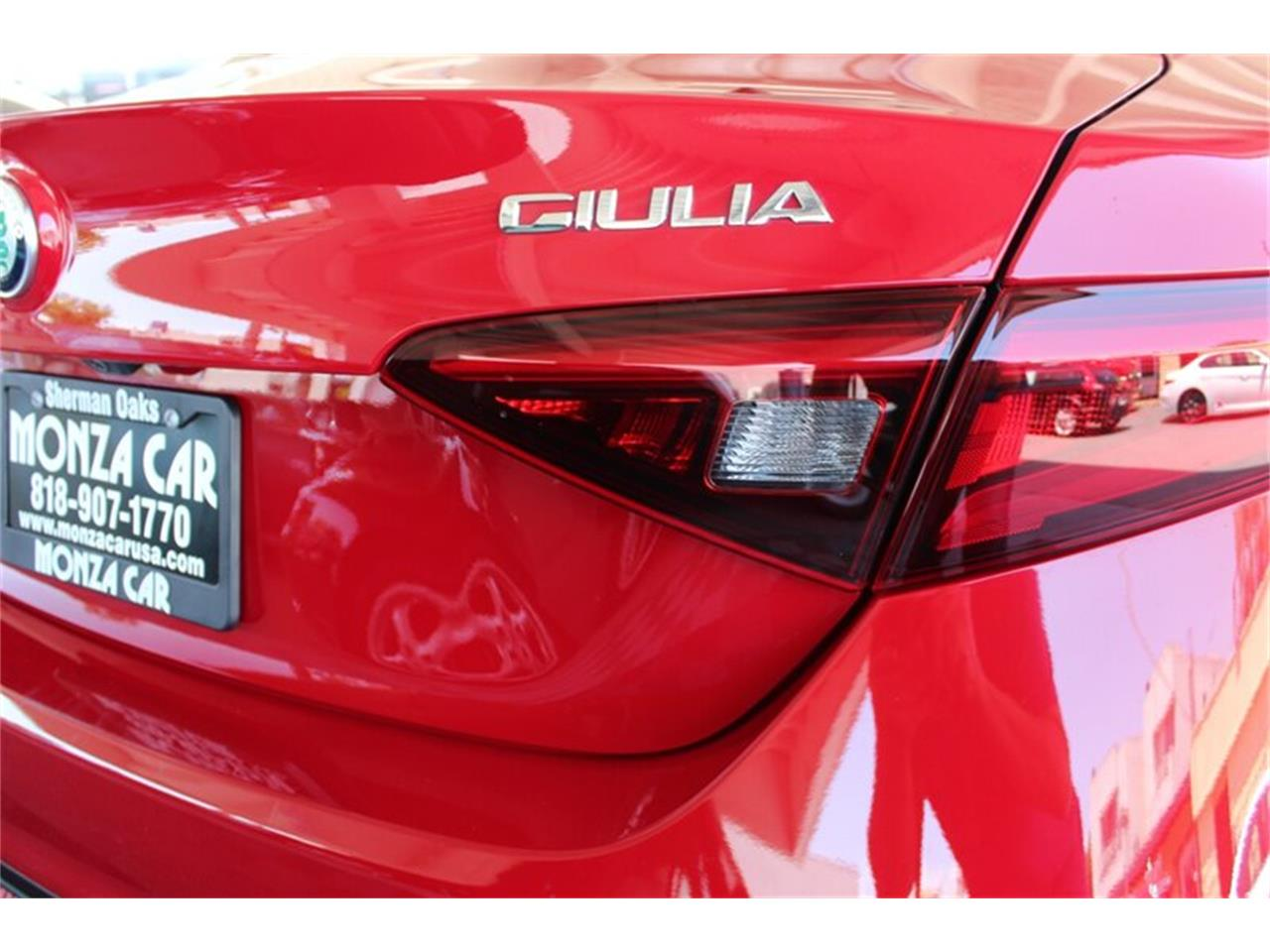Large Picture of '17 Giulietta Spider - Q7VI