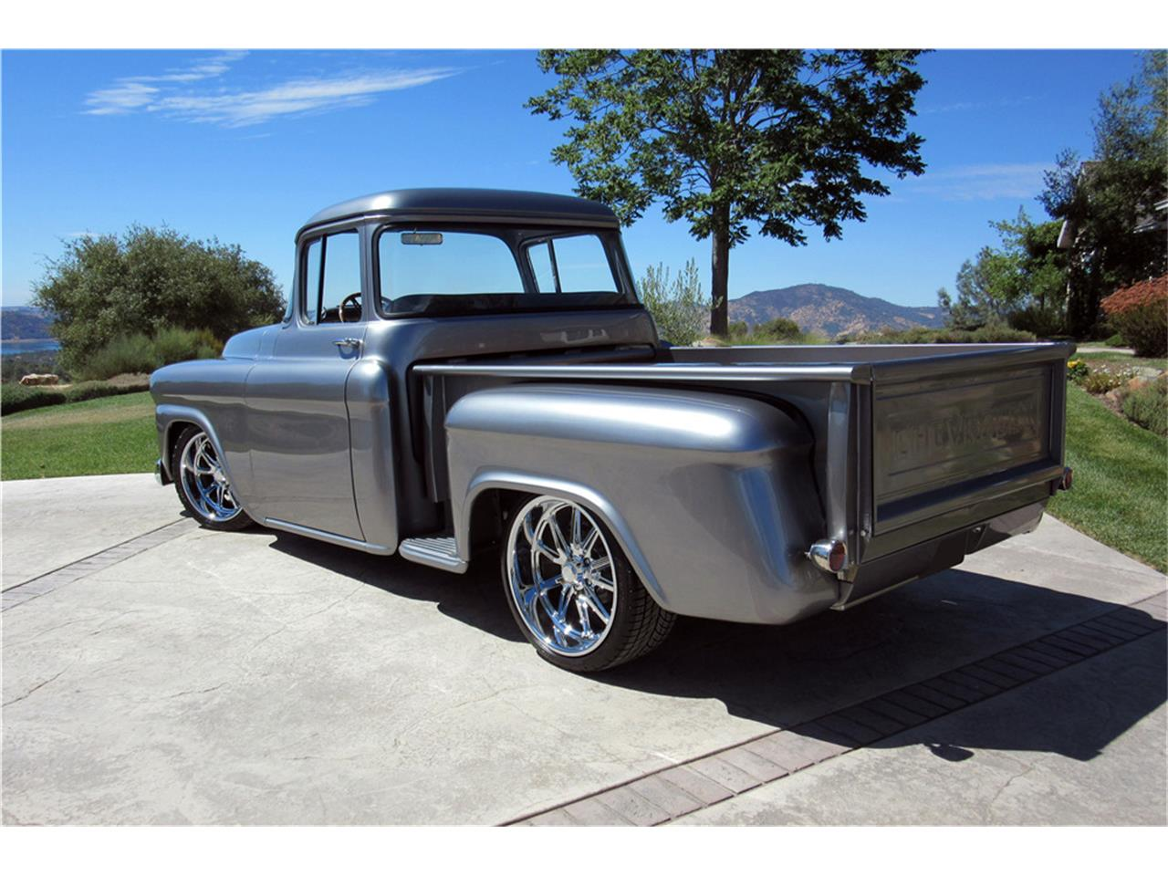Large Picture of '58 Apache - Q7VJ